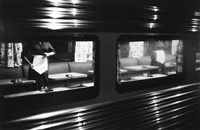 penn station by louis stettner