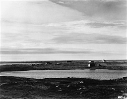 loch au duin and bornigh, south uist, hebrides by paul strand