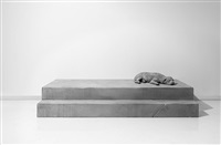 street dog by hans op de beeck