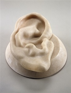 ear by louise bourgeois