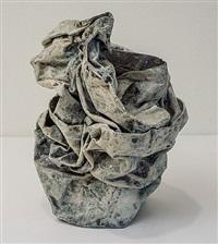 crumpled dinner napkin by joseph havel