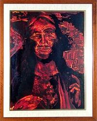 sacred heart by arnaldo roche rabell