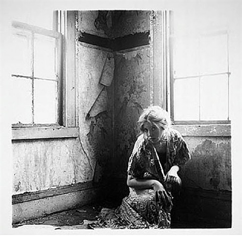 untitled, providence, rhode island, by francesca woodman