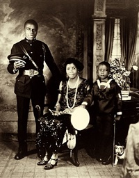 garveyite family by james van der zee