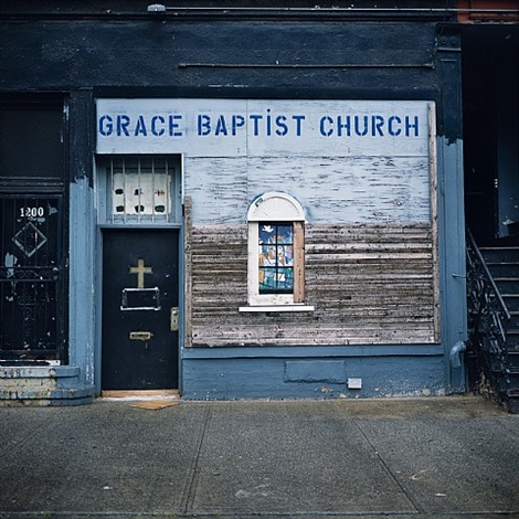 grace baptist church brooklyn by charles johnstone
