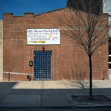 little mission church of god brooklyn by charles johnstone