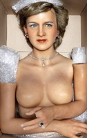 still life: princess diana by david lachapelle