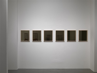 installation view, simon lee gallery