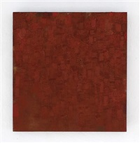 brick (dark) red by peter tollens