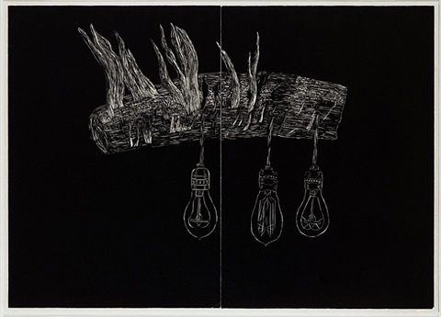 inner light ii by kiki smith