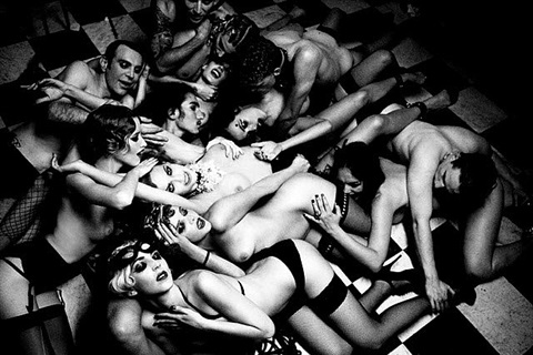 the story of olga - the awakening by ellen von unwerth