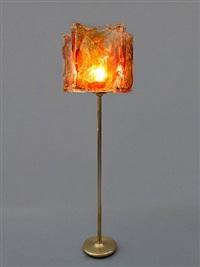lampada da terra by poliarte