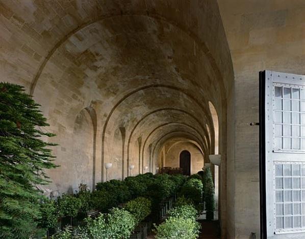l'orangerie, chateau de versailles by robert polidori