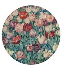 tulipes by théo van rysselberghe