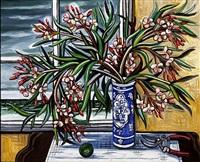 oleanders by david bates