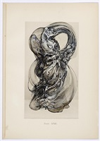 bernini and other studies, book i, plate xxii by ann-marie james