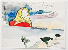 untitled (the wind of changing!) by pavel pepperstein