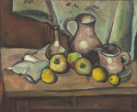 still life by edgar yeager