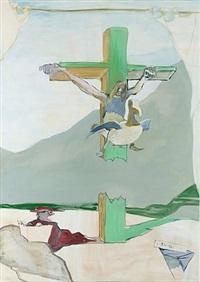 die auferstehung i by siegfried anzinger