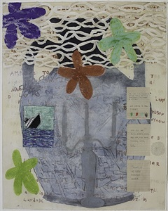 flora, selected prints, paintings, sculpture by squeak carnwath