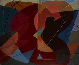 untitled (no 8) by john ferren
