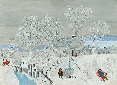home by grandma moses