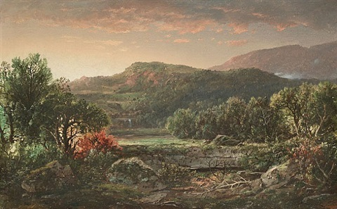 cumberland gap by william louis sonntag