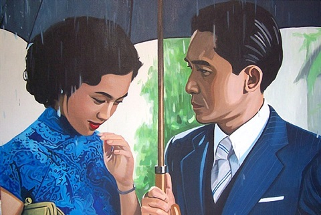 rain by du yiyao