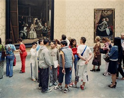 museo del prado 4, madrid by thomas struth