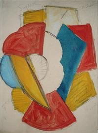 constructivist composition by vera (wera jefimowna) pestel