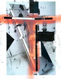 untitled / ohne titel (collage 21) by jason gringler
