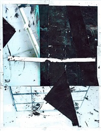 untitled / ohne titel (collage 15) by jason gringler