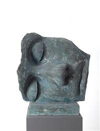 osiride addormentato blue by igor mitoraj