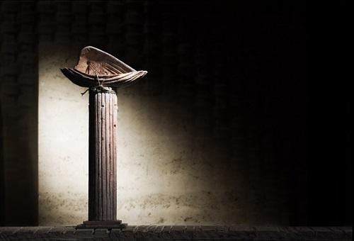 colonna votiva by girolamo ciulla