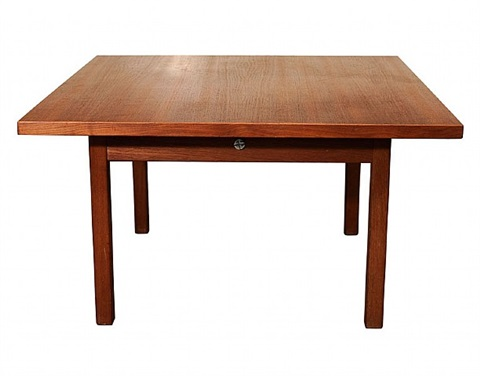 hans wegner coffee table by hans j. wegner