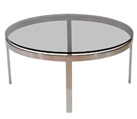 milo baughman coffee table by milo baughman