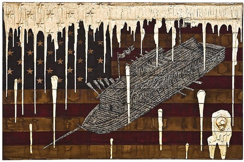 holy vessel (slave ship) by andrew schoultz