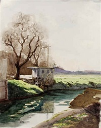 stream in stockton by robert mcintosh
