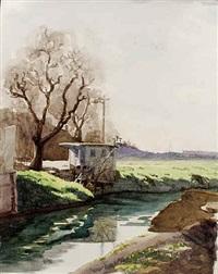 stream in stockton by robert mcintosh