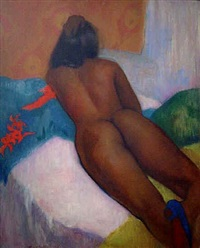 the blue slipper by robert mcintosh