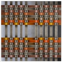 weaving #15 by mark leonard