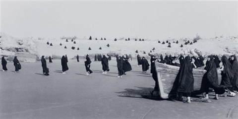 untitled rapture series by shirin neshat