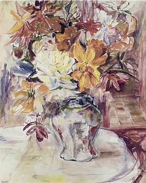 chrysanthemums by theresa ferber bernstein