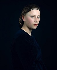 hairnet by hendrik kerstens