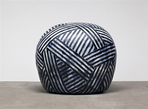 untitled, dango (12-04-01) by jun kaneko