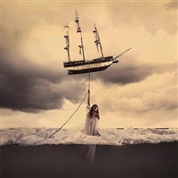 the tide that takes us by brooke shaden