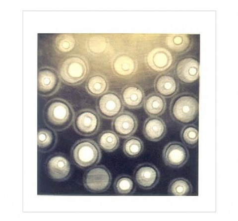 dome two (dome 2 / ii) by ross bleckner