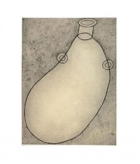 jug, 2001 by martin puryear