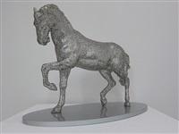 horse by zheng lu