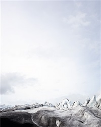 fjallsjökull, plate i, iceland by caleb cain marcus